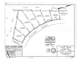 Land for sale in 37 Willard St, Ayer, MA, 01432