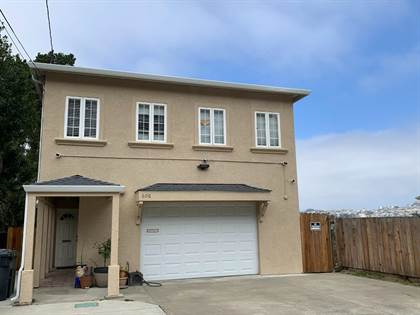 Multifamily for sale in 608 Larchmont DR, Daly City, CA, 94015