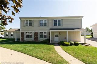 Condo for sale in 39872 VILLAGE WOOD Circle 99, Novi, MI, 48375
