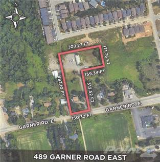 Farm And Agriculture for sale in 489 Garner Road E, Ancaster, Ontario, L9G 3K9