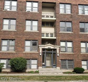 Residential Property for sale in 7750 THIRD Avenue 103, Detroit, MI, 48202