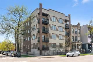 Condo for sale in 1225 North California Avenue 2A, Chicago, IL, 60622