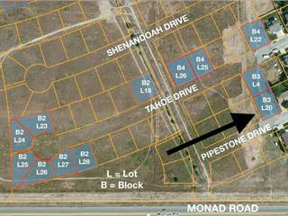 Land for Sale West Billings, MT - Vacant Lots for Sale in West ...