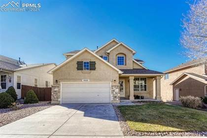Residential Property for sale in 6885 Amber Ridge Drive, Colorado Springs, CO, 80922