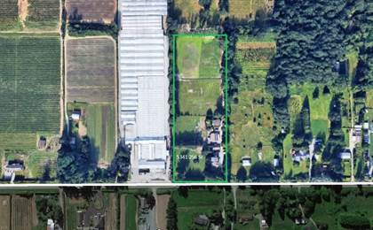 Agriculture for sale in 5341 256 STREET, Langley Township, British Columbia