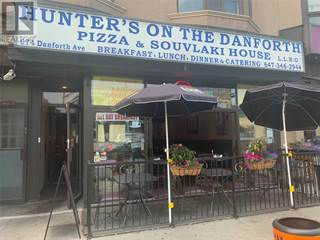 Comm/Ind for sale in 674 DANFORTH AVE, Toronto, Ontario, M4J1L1
