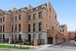 Townhouse for sale in 1834 S. CALUMET Avenue 3, Chicago, IL, 60616
