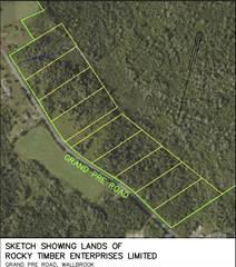 Land for sale in Grand Pre Road, Wallbrook, Wallbrook, Nova Scotia