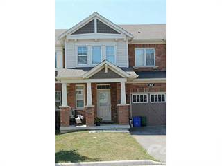 Townhouse for rent in 68 DREDGE Court, Milton, Ontario
