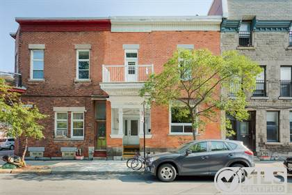 Residential Property for sale in 731 Rue Ste-Marguerite, Montreal, Quebec