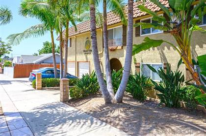 Residential for sale in 3846 38th St 4, San Diego, CA, 92105
