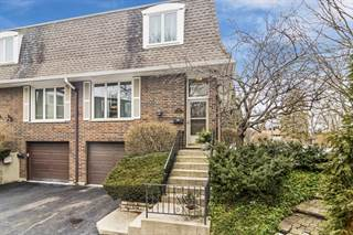 Townhouse for sale in 1893 Willowview Terrace, Northfield, IL, 60093
