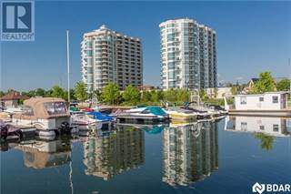 Condo for sale in 405 -TORONTO Street, Barrie, Ontario