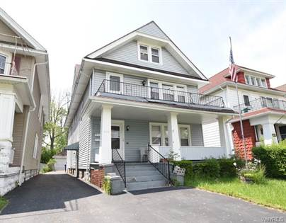 Multifamily for sale in 236 North Park Avenue, Buffalo, NY, 14216