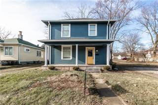 Single Family for sale in 128 South ARLINGTON Avenue, Indianapolis, IN, 46219
