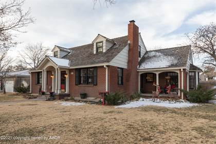 Residential Property for sale in 1600 CROCKETT ST, Amarillo, TX, 79102