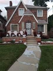 Single Family for sale in 16566 LAWTON Street N, Detroit, MI, 48221