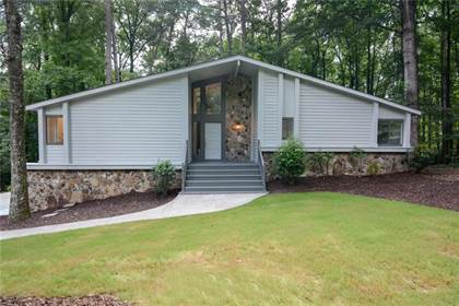 Residential Property for sale in 4379 Wood Creek Drive, Marietta, GA, 30062