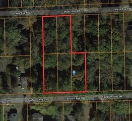 Land for sale in 4095 Fairburn Avenue, Atlanta, GA, 30331