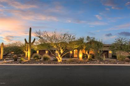 Residential Property for sale in 7682 E VERDE VISTA Trail, Carefree, AZ, 85377