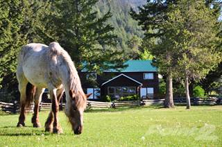 Farm And Agriculture for sale in Unique Chilcotin Mountain Recreation Ranch, 3300 Gunn Creek Road, Spruce Lake, British Columbia