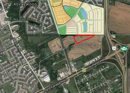Vacant Land for sale in Lot 10 & 11 Creek Bend Road, Winnipeg, Manitoba, R2N0G4