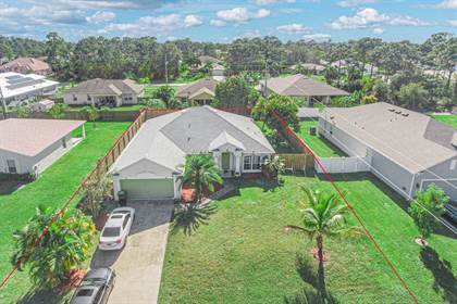 Residential Property for sale in 1762 SW Apache Avenue, Port St. Lucie, FL, 34953