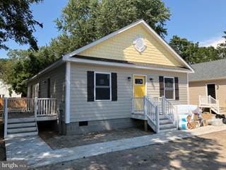 Single Family for sale in 30452 ROBERTS STREET, Princess Anne, MD, 21853