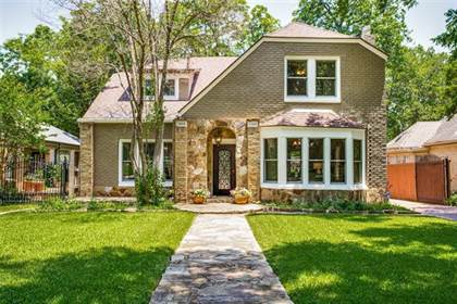 Residential Property for sale in 1014 N Clinton Avenue, Dallas, TX, 75208