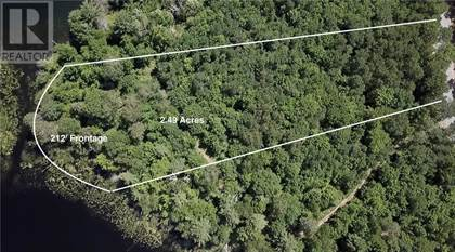 Vacant Land for sale in Lot 9 CASSON WAY, Barry's Bay, Ontario