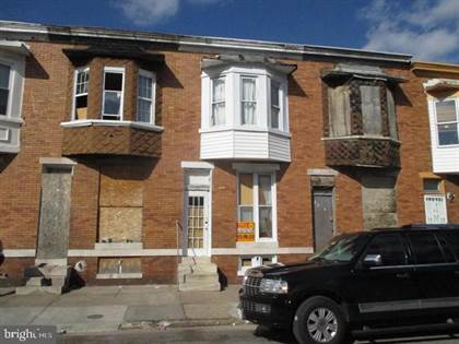 Residential Property for sale in 2606 W FAIRMOUNT AVE, Baltimore City, MD, 21223