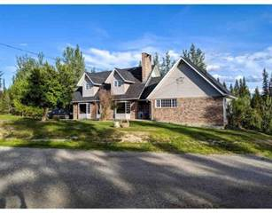 Single Family for sale in 10510 ROBSON ROAD, Prince George Rural, British Columbia