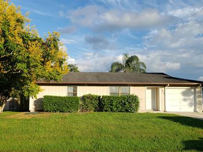Residential Property for sale in 2791 SW Savona Boulevard, Port St. Lucie, FL, 34953