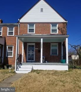 Residential Property for rent in 1222 HARWOOD AVENUE, Baltimore City, MD, 21239