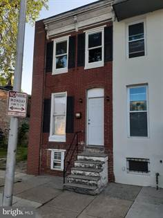Residential Property for sale in 622 S FULTON AVENUE, Baltimore City, MD, 21223