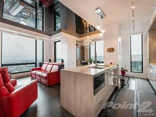 Residential Property for sale in 1288 Av. des Canadiens-de-Montreal, #PH4802, Montreal, Quebec