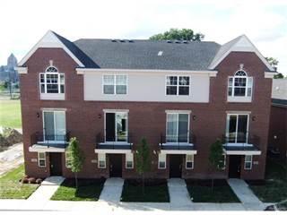 Condo for sale in 271 E PALMER Street, Detroit, MI, 48202