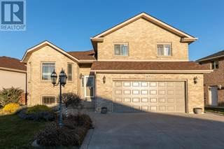 Single Family for sale in 4533 OSAKA CIRCLE, Windsor, Ontario