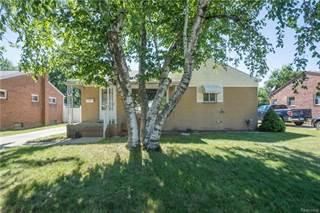 Single Family for sale in 11021 MILBURN Street, Livonia, MI, 48150