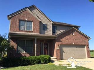 Single Family for sale in 580 Ridge Point, Dundee, MI, 48131