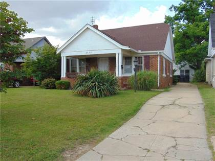Residential for sale in 2825 NW 18th Street, Oklahoma City, OK, 73107