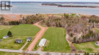 Vacant Land for sale in 1883 Cape Bear Road 2, Beach Point, Prince Edward Island, C0A1V0