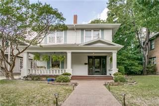 Single Family for sale in 4839 Junius Street, Dallas, TX, 75246