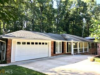 Single Family For Sale In 4141 Ashwoody Trl Brookhaven GA 30319