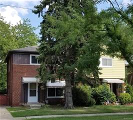 Townhouse for sale in 24236/24230 COOLIDGE Highway, Oak Park, MI, 48237