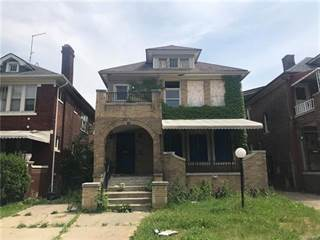 Single Family for sale in 3337 TUXEDO Street, Detroit, MI, 48206