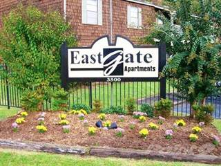 Apartment for rent in East Gate Apartments - One Bedroom, Meridian, MS, 39301