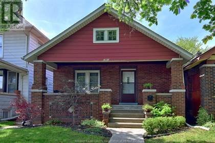 Single Family for sale in 1861 LINCOLN, Windsor, Ontario, N8W2P6