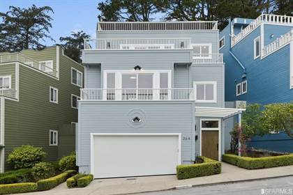 Residential for sale in 264 Ulloa Street, San Francisco, CA, 94127