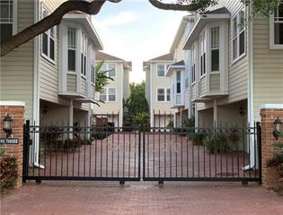 Townhouse for sale in 3315 W DE LEON STREET 8, Tampa, FL, 33609